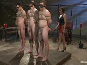 anal, femdom, spanking, strap-on