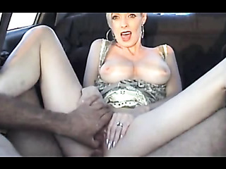 big-titted milf gets hot
