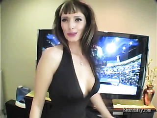 horny housewife gives lucky