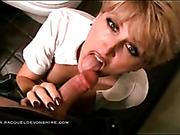 blonde, individual model, skirt, toilet