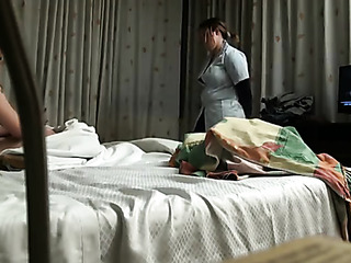 curvy maid gets rammed