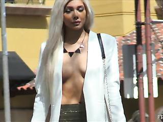 Naked xxx stocking videos closeup