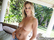 blonde, milf, white, young
