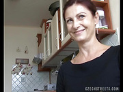 czech, kitchen, milf, reality