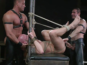 bondage, gay, screaming, share