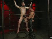 bondage, gay, tied up, worship