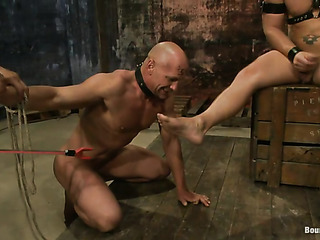 two gagged hunks get