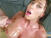 handjob, milf, tits