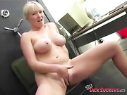 big titted blonde haired