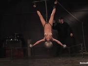 bondage, suspension