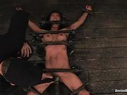 bondage, dildo, tan, torture
