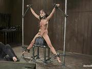 bondage, cum, tickling, torture