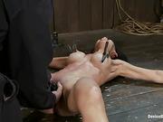 bondage, cum, female orgasm, orgasm