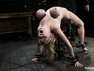 Shinju breast bondage