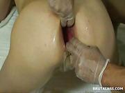 anal, asshole, butt, fisting