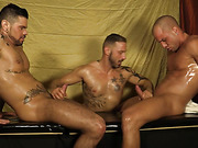anal, gay, oral, threesome