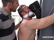 gay, master, naughty, tied up