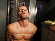 gay, hunk, master, tied up