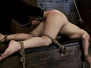 ass, bondage, slut, street