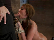 amazing body, bondage, smoking, squirt