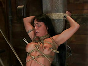 bondage, bound, tight, toes