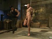 bound, gay, surprise, underwear