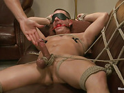 ass, gay, tied, tied up
