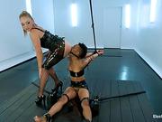 femdom, interview, rubber, tight