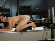 amateur, fucking machines, porn stars, video