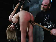 ass, bondage, pussy, tied up