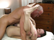 first time, gay, mature