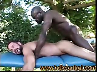 blancas hombre receives impresionante