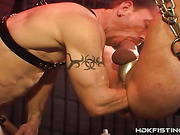 anal, chained, fisting, gay