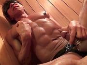 ass, gay, sauna, white