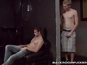 blonde, boyfriend, facial, gay