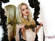 black, erotica, lace, mirror