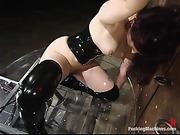 bondage, fucking machine, fucking machines, machine