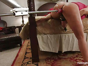 anal, fucking machines, pussy, snatch