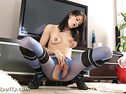 babe, cunt, pussy, stockings