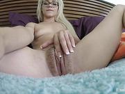 blonde, individual model, small tits, tits