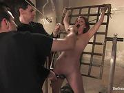rough sex, slave