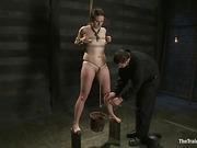 beauty, master, rough sex, torture