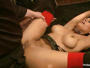 bondage, rough sex, toys, wax