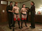 red, robot, rough sex, slave