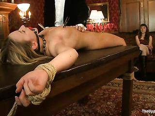 three porn ladies bondage