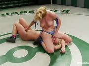 femdom, fighting