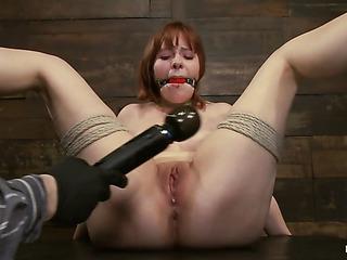 big boobed redhead darling