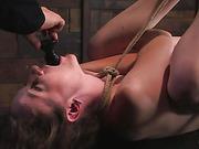 bondage, cum, slut, tease