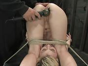 bondage, gymnast, porn, shaved