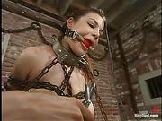 bondage, breath play, tied, tight